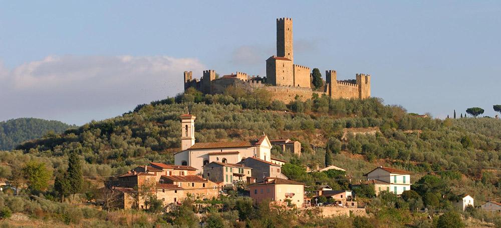 Panorama Castiglion Fiorentino