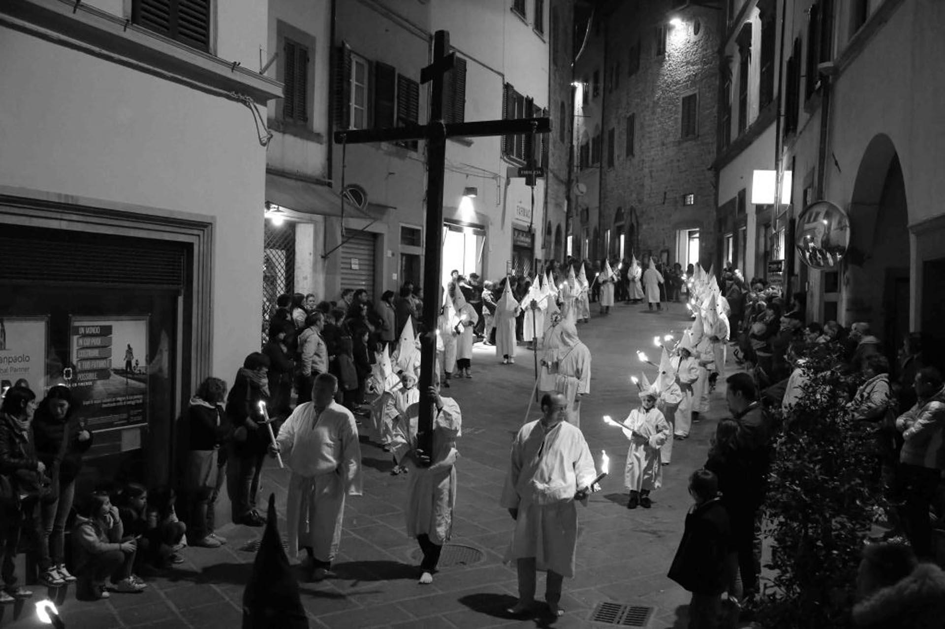 Settimana Santa, processione