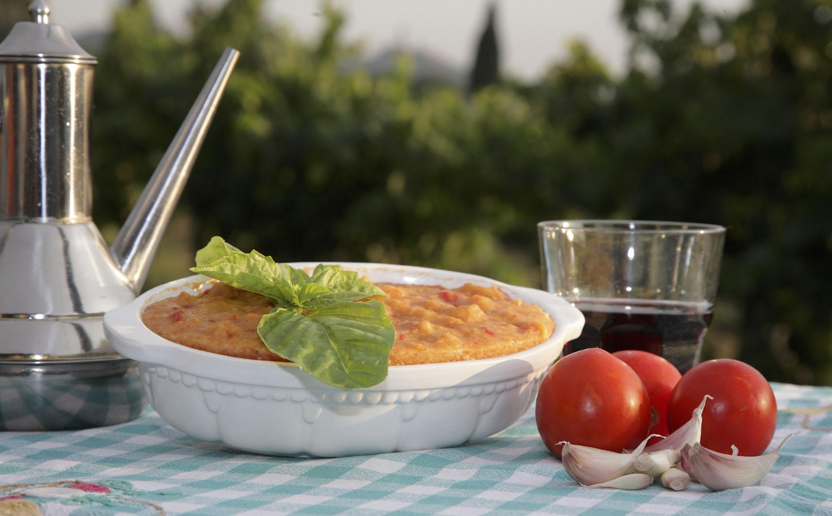 Ricette tipiche, pappa al pomodoro